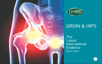 Latest International EBM on Groins / Hips –May 2012