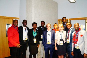 Isokinetic Conference 2015 – Co-Chair Soccer in Africa